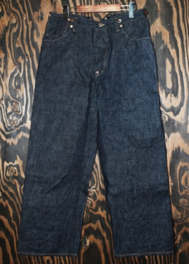 16OZ WAIST OVER-ALLS