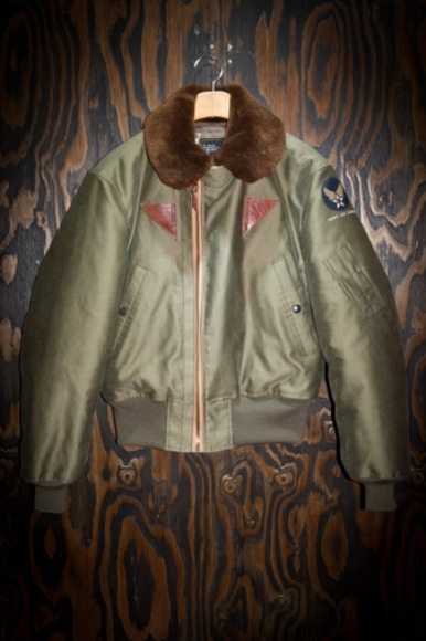 TYPE B-15A FLIGHT JACKET